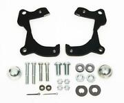 1959-1964 Chevy Front Disc Brake Brackets With Hardware 40-139747-1