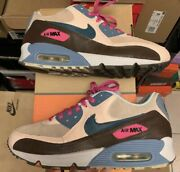 2005 Nike Air Max 90 Sz 8 Mens Clerks Pack X Size 100 Authentic 312334-231