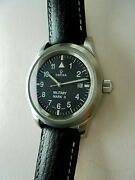 Orfina Military Mark Ll Automatic Pilot Date Watch