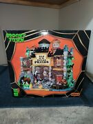 Isle Of No Return Prison - 2014 Lemax Spooky Town - Brand New - Nrfb - Retired
