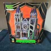 Forgotten Souls Cathedral - 2010 Lemax Spooky Town - Retired - Vhtf - New - Nrfb