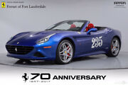 2018 Ferrari California T 70 Anni Certified Cpo Tailor Made Special Paint Bespoke Inspired By 1954 Mondial Spider Heartthrob
