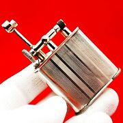 The Classic - 1920's - England - Highly Rare - Boxed - Petrol Lighter - Antique