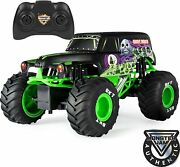 Monster Jam Official Grave Digger Full Function Rc Truck,115 Scale, 2.4ghz