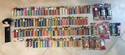 Lot Of Over 100 Vintage Pez Dispensers 1990andrsquos And 2000andrsquos