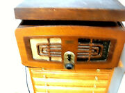 Antique Zenith Table Phono And Radio Comb. Model 5-ro-86  Chassis No. 5co2