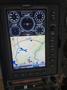 Garmin Gpsmap 696 7-inch Aviation Gps Navigation System And Accessories
