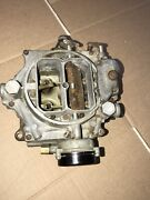 Used 56 Chevy Power Pack And Corvette Carter Wcfb 4 Barrel Carb 2366s Chevrolet