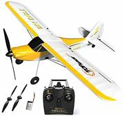 Top Race Rc Plane 4 Channel Remote Control Airplane Ready To Fly Rc Planes