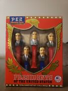 Pez Presidents Of The United States Candy Dispensers Volume 6 - 1909-1933