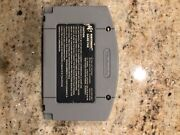 N64 Worms - Armageddon. Authentic Us/canada. Rare Rare And Fun Game. Good Cond.