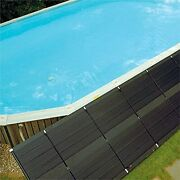 Sunheater Pool Heating System Two 2andrsquo X 20andrsquo Panels Andndash Solar Heater For Inground...
