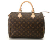 Louis Vuitton Speedy 30 Monogram 2148103345999 From Japan Authentic Shippingfree