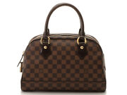 Louis Vuitton N60008 Duomo Hand Bag Damier Shippingfree From Japan Collection