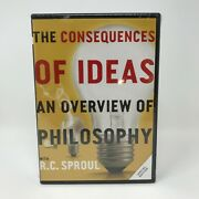 The Consequences Of Ideas An Overview Of Philosophydvd,1998 Rc Sproul New