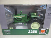 2020 Oliver Model 2255 Diesel Toy Tractor Prestige Collection 1/16 Scale Nib