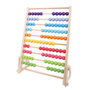 Bigjigs Toys Giant Wooden Abacus Counting Number Frame Maths Educational