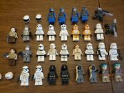 Lego Star Wars Clone Minifigure Lot Imperial Army Lot Authentic Genuine Lego 30