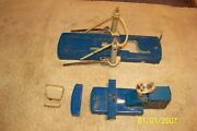 Vintage Cragston Ford 4000 Battery Powered Remote Control Toy Tractor Parts