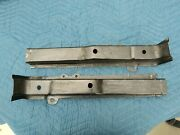 1958 Chevrolet Floor Braces 4th From Front Left Driver And Right Passenger