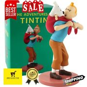 19cm The Adventures Of Tintin Collectible Model Action Figure Kids Toy With Box
