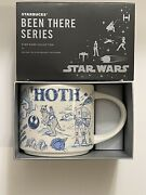 Disney Star Wars Starbucks Been There Mug Series Hoth 2020 Collection
