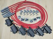 Smart Coil Igtb High Output And Msd Spark Plug Wire 6 Cyl Kit No Igniter Required