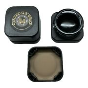 Black Golden Gate 5ml Cube Jars Childproof Lids Cosmetic Containers 30-200