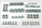 El Camino Bumper Bolt Kits Front Complete Mounting Kit 136 Pieces 1959