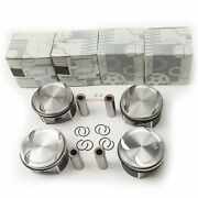 Pistons And Rings Std Andphi82mm Andphi20mmandnbspfit For Mercedes-benz C-class W204 1.6l M271.910