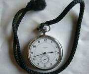 Waltham Waltham Pocket Watch Antique Hand-winding Vintage White Dial 1930s