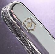 And Co. X Victorinox Swiss Army Knife Silver Vintage Used-beautiful