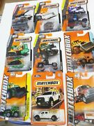 Matchbox On A Mission Mbx Construction Tractor Shovelseed Shakeretc You Choose