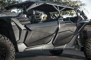 Agency Power Carbon Fiber Front And Rear Door Package Can-am Maverick X3