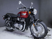 2020 Triumph Bonneville T100 Wabs 2020 Triumph Bonneville T100 W/abs Used