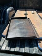 Iron Griddle 24x18 Commercial 4 Burner Grill Top Range 4 Burner Add On Replace
