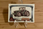 2020 Topps Allen And Ginter Down On The Farm Df-t Tractor