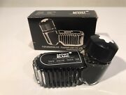 New Old Stock Vintage Mont Blanc 52ml Fountain Pen Dip Ink West Germany Black