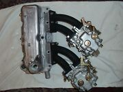 Fiat 850 Cylinder Head 8-port With Dual Weber Docf's Rebuilt/new