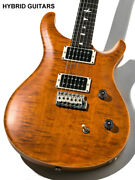 Paul Reed Smith Prs Japan Limited Ce24 Satin Amber 2016 Used Electric Guitar