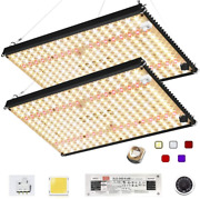 Enfun Ef-2000 Led Grow Light Samsung Lm301b Diodes And Meanwell Driver Dimmable Ft