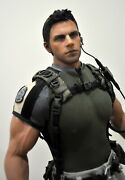 Hot Toys Chris Redfield Action Figure