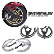 Motorcycle Led Cornering Lamp Rotor Covers For Honda Gl1800 Goldwing