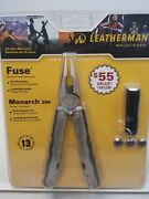 Leatherman Fuse Multi-tool With Monarch 200