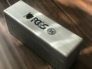 Very Rare 35th Anniversary Silver Gray Pcgs 20 Slabbed Coin Holder/ Box Special