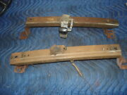 1964 1965 Bench Seat Tracks And Cable A Body Chevrolet Olds Buick Pontiac Gm Oem