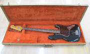 Fender Usa Jazz Bass American Vintage 62 V074290 W/h/c Ships Safely From Japan