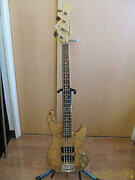 Gandl U.s.a. L-2000 R Nt Spalted Clf51241 With Hard Case Ships Safely From Japan