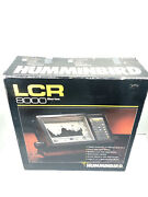 Humminbird Lcr 8000 Depth Fish Finder Head Unit Only W/ Manual And Box