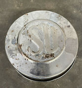Harley Su Carb Chrome Air Cleaner Cover W/ Backing Plate
